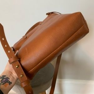 Madewell Bags - Madewell New Small The Zip Top Transport Tote
